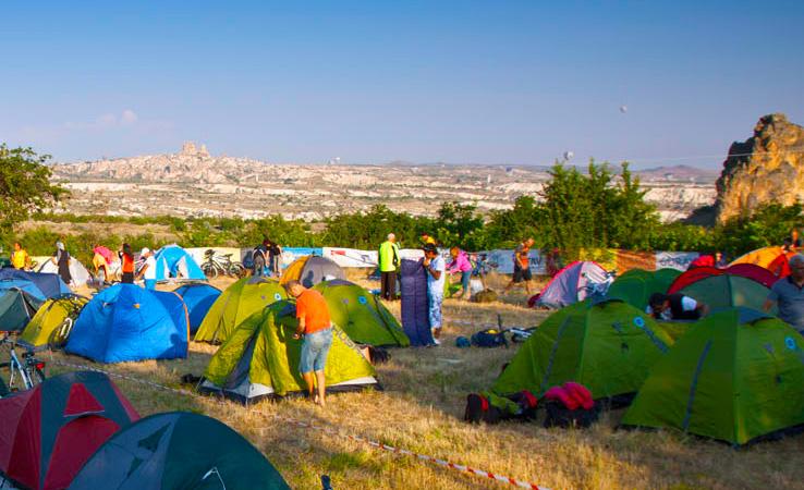 Kapadokya Çadır Festivali