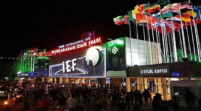 Izmir Enternasyonal Fuari Izmir Festivalleri