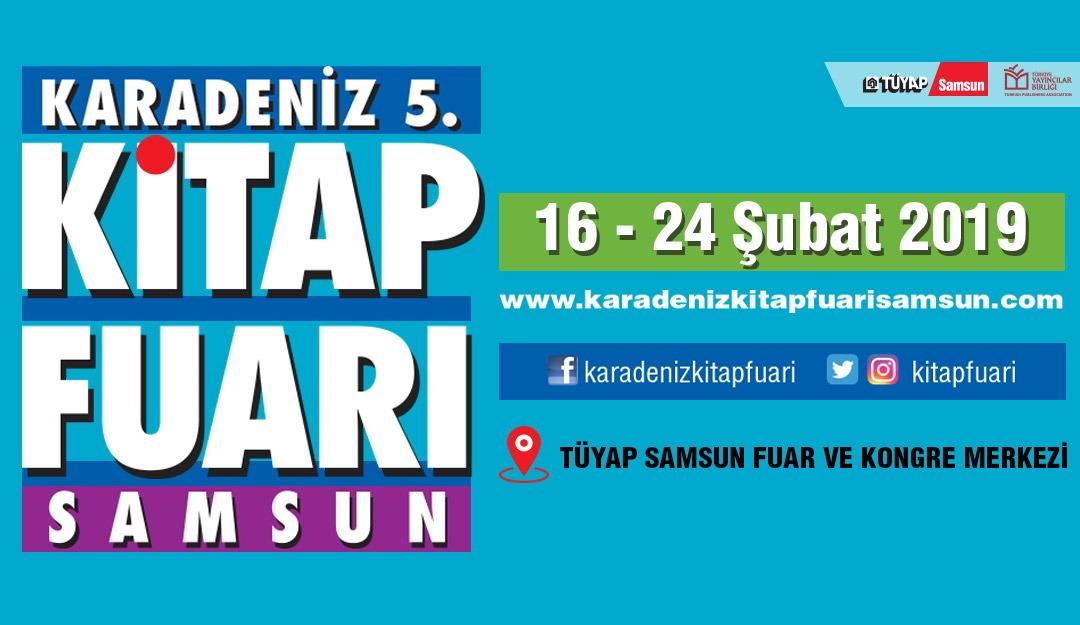 Karadeniz Kitap Fuari Samsun Festivalleri
